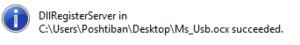 رجیتری فایل ms-usb در هلو