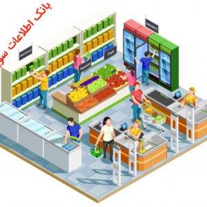 بانک اطلاعاتی کالاهای اماده هلو
